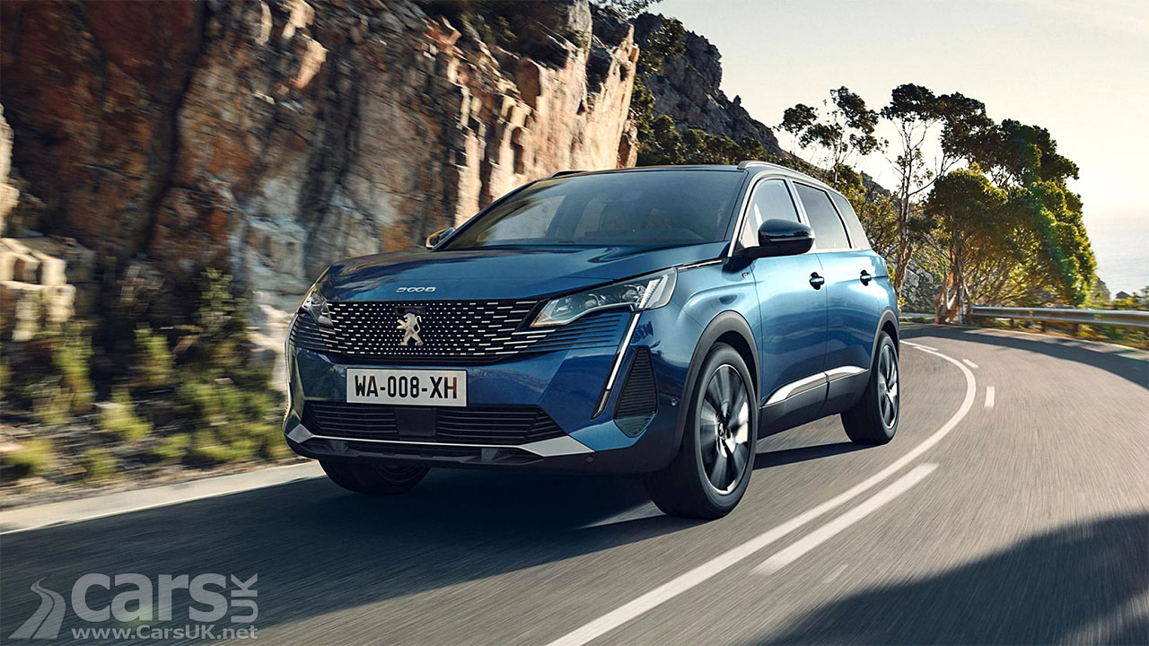 Photo Peugeot 5008 Facelift