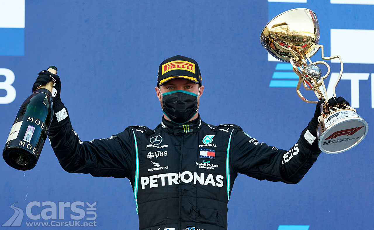 Photo Bottas wins Russian Grand Prix