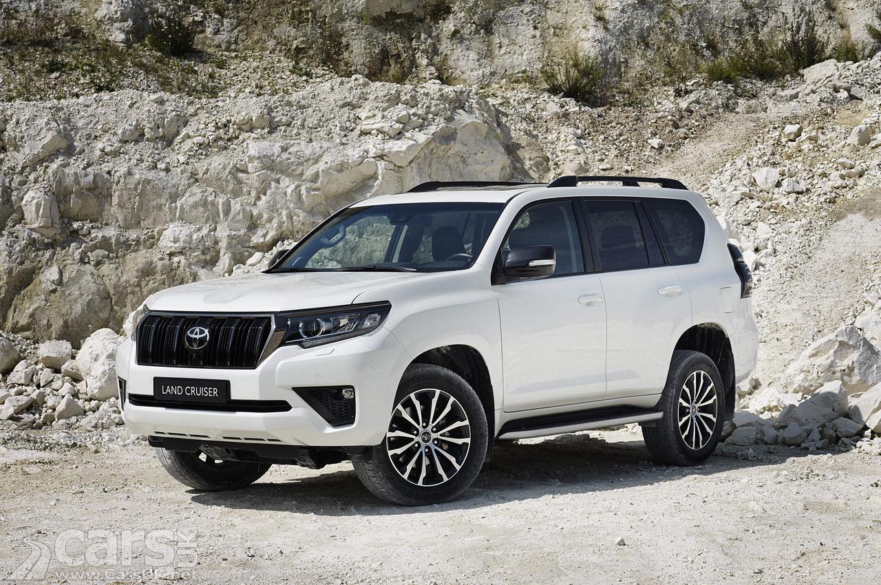 Photo Toyota Land Cruiser updated