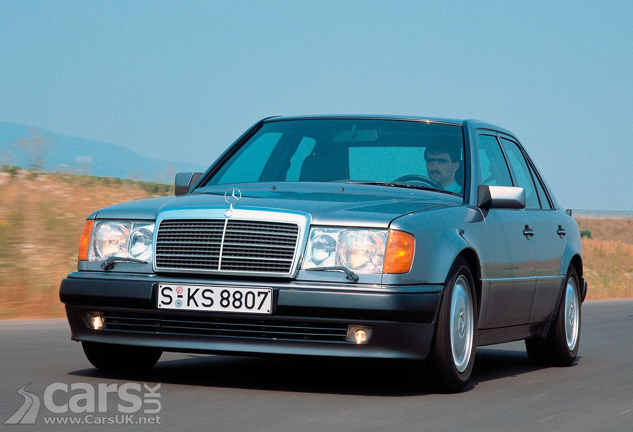 Photo 1990 Mercedes 500 E