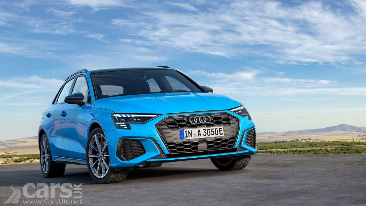 Photo New Audi A3 Sportback 40 TFSI e plug-in hybrid