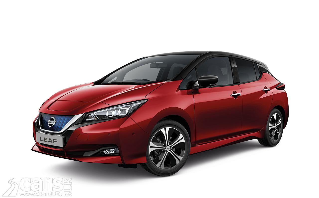 Photo 2021 Nissan LEAF
