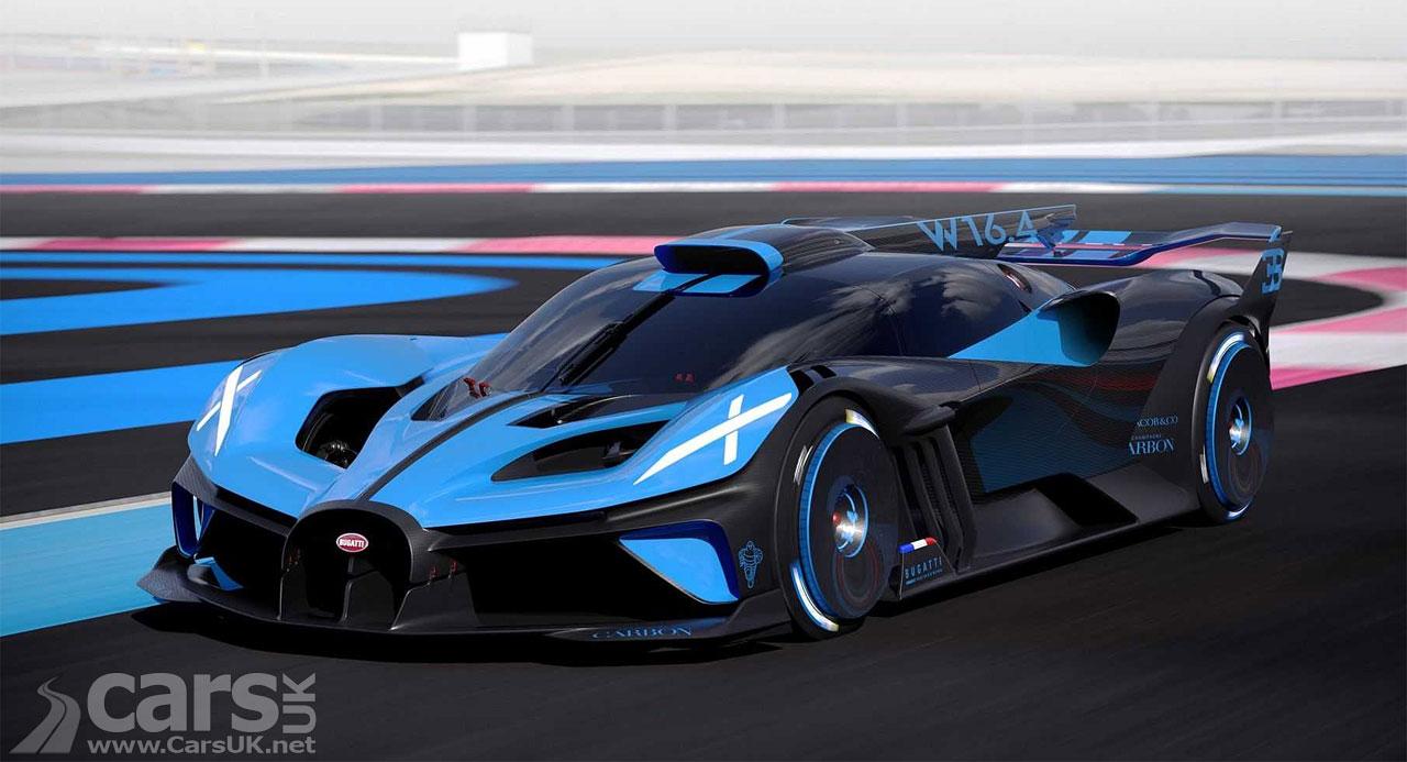 Photo Bugatti Bolide