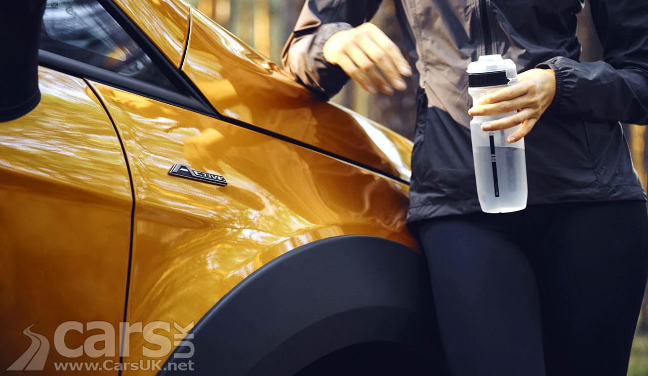 Photo Ford EcoSport Active tease