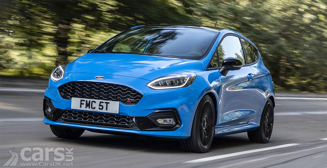 Photo Ford Fiesta ST Edition