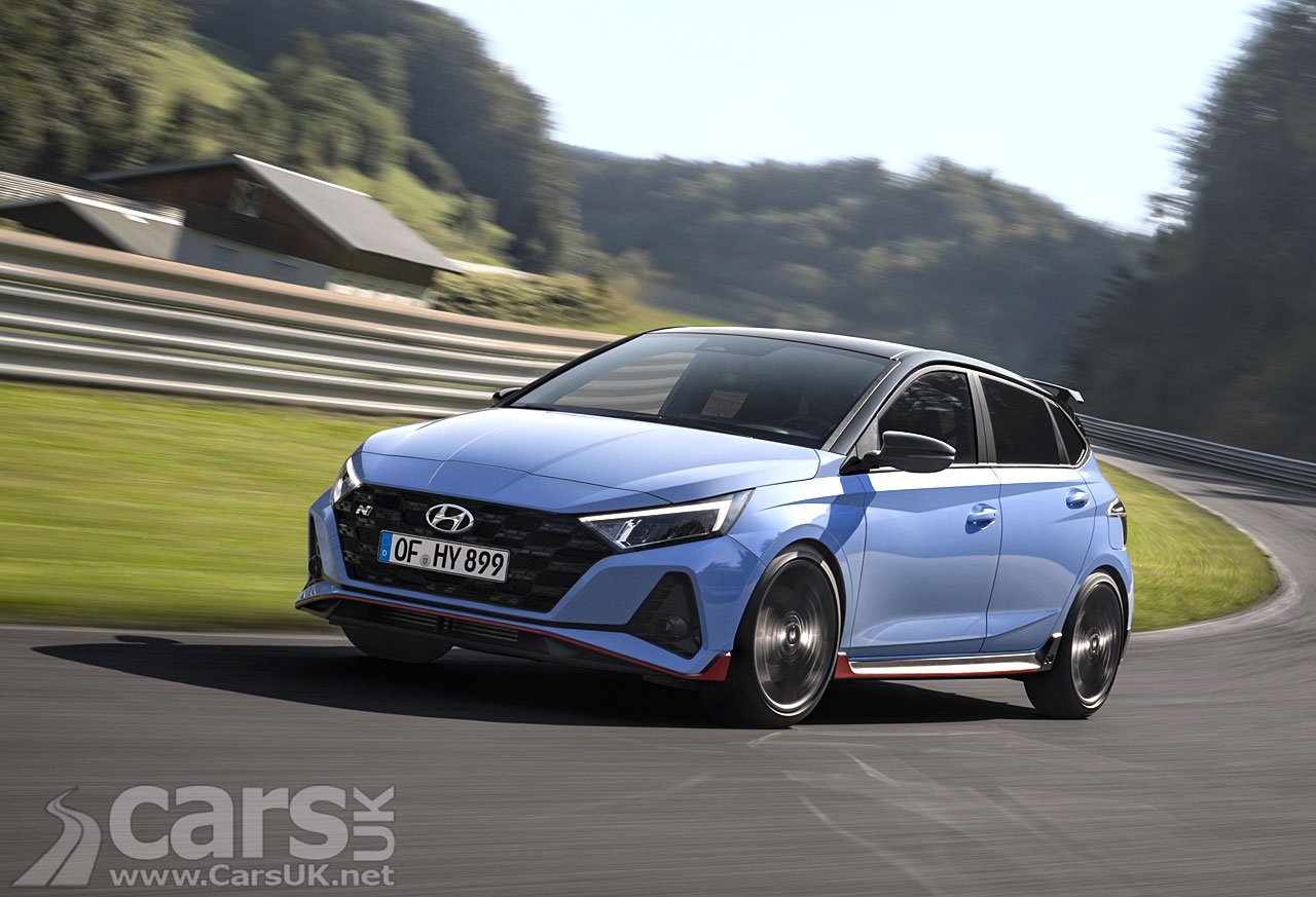 Photo Hyundai i20 N