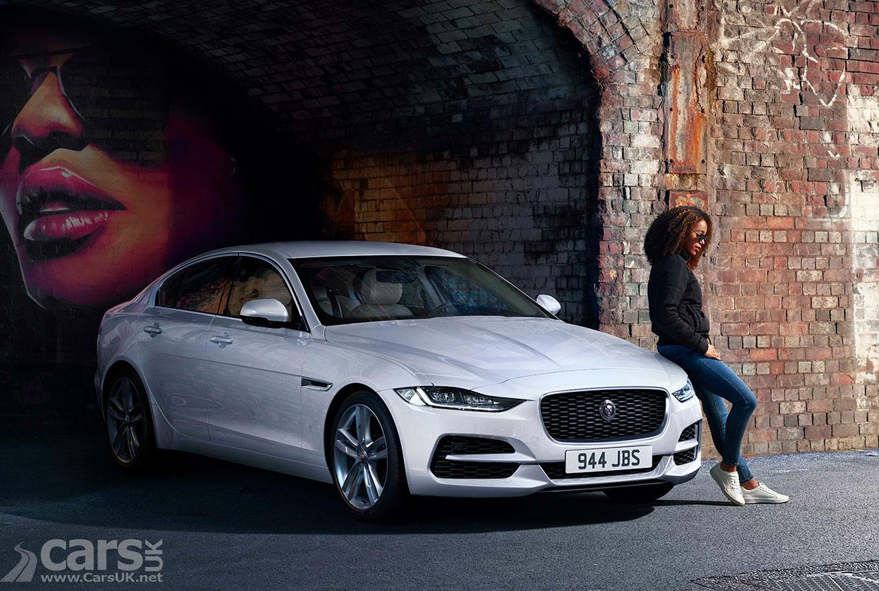 Photo updated Jaguar XE