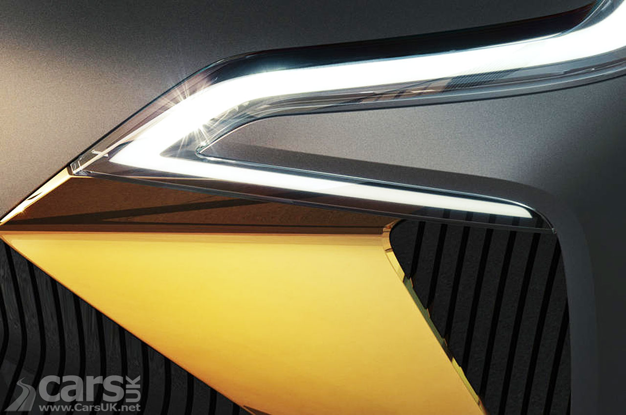 Photo Renault tease new electric SUV