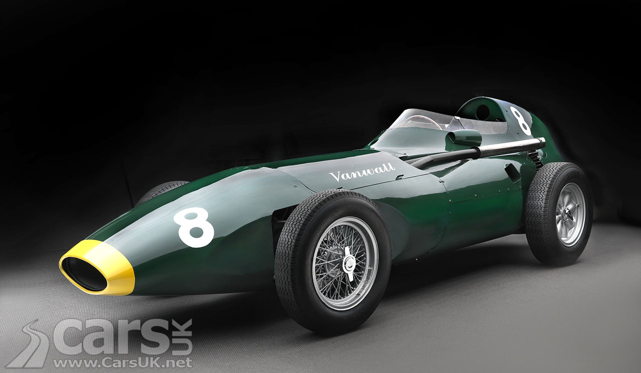 Photo 1958 Vanwall F1