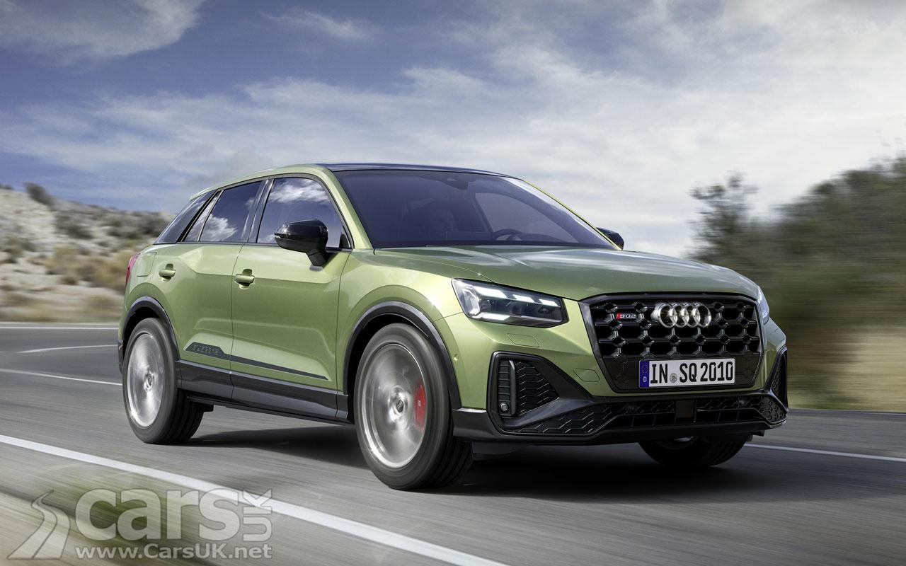 Photo 2021 Audi SQ2