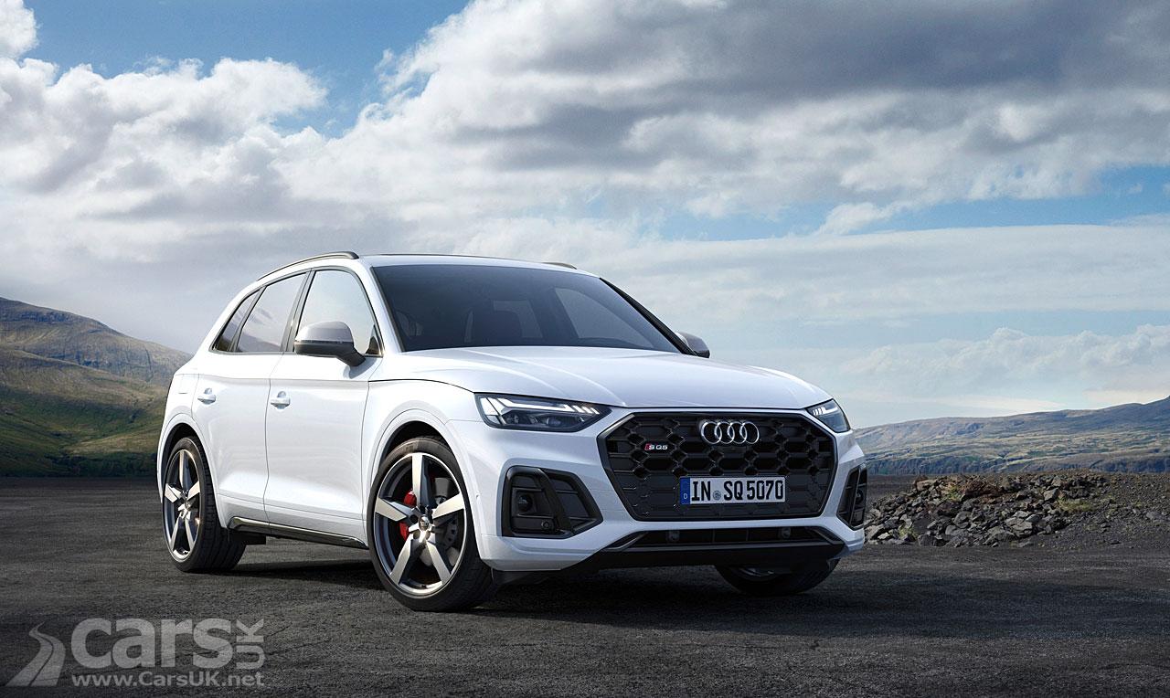 Photo 2021 Audi SQ5 TDI