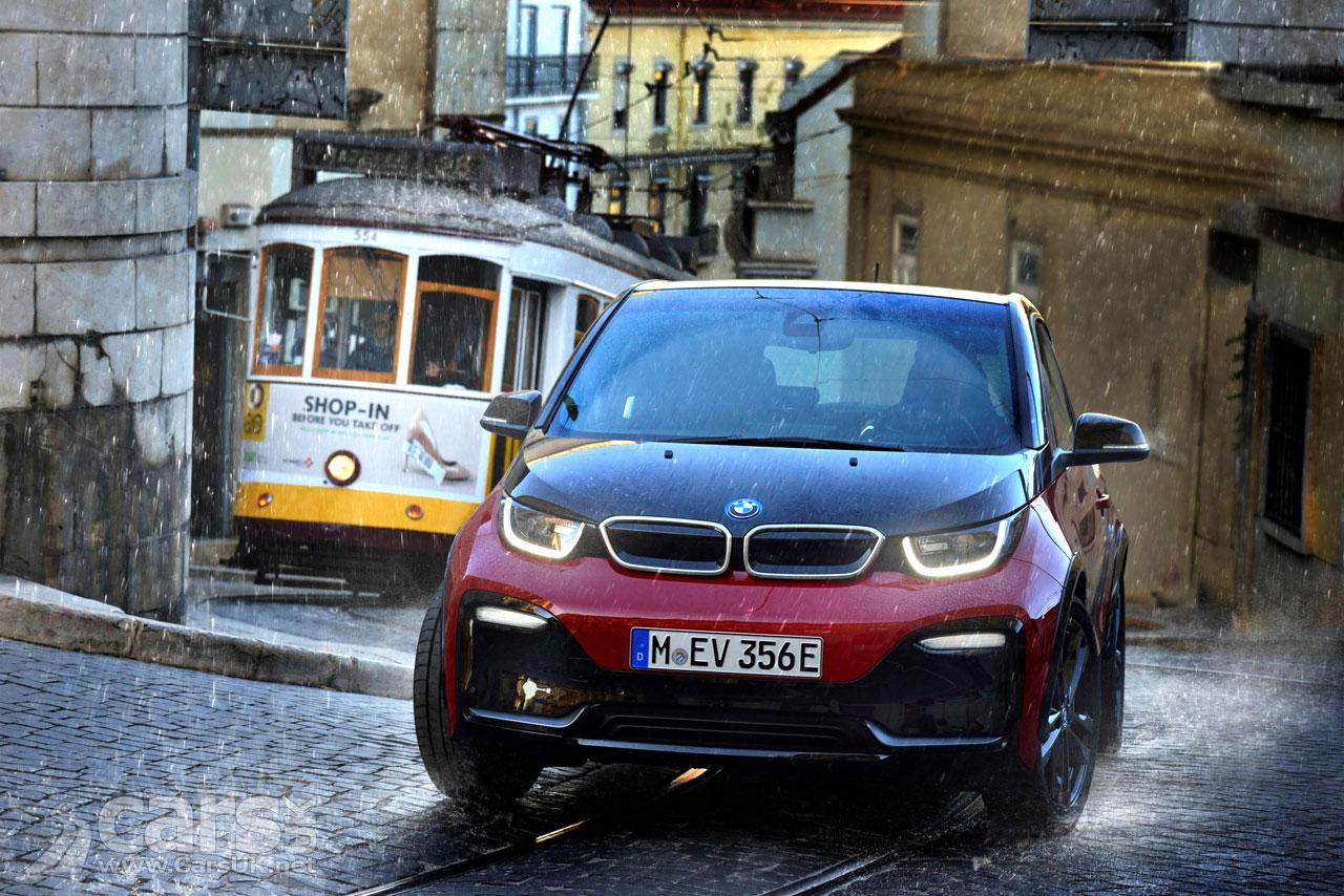 Photo BMW i3