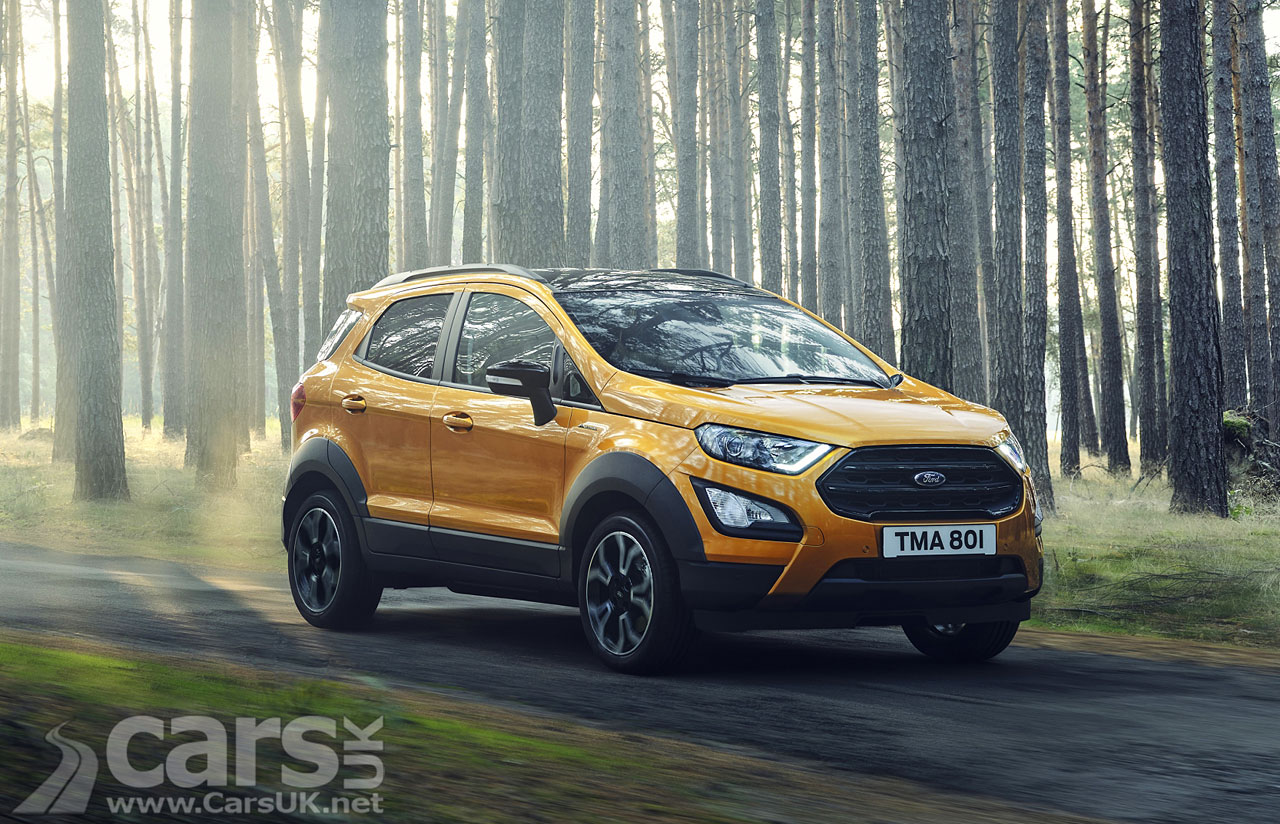 Photo Ford EcoSport Active