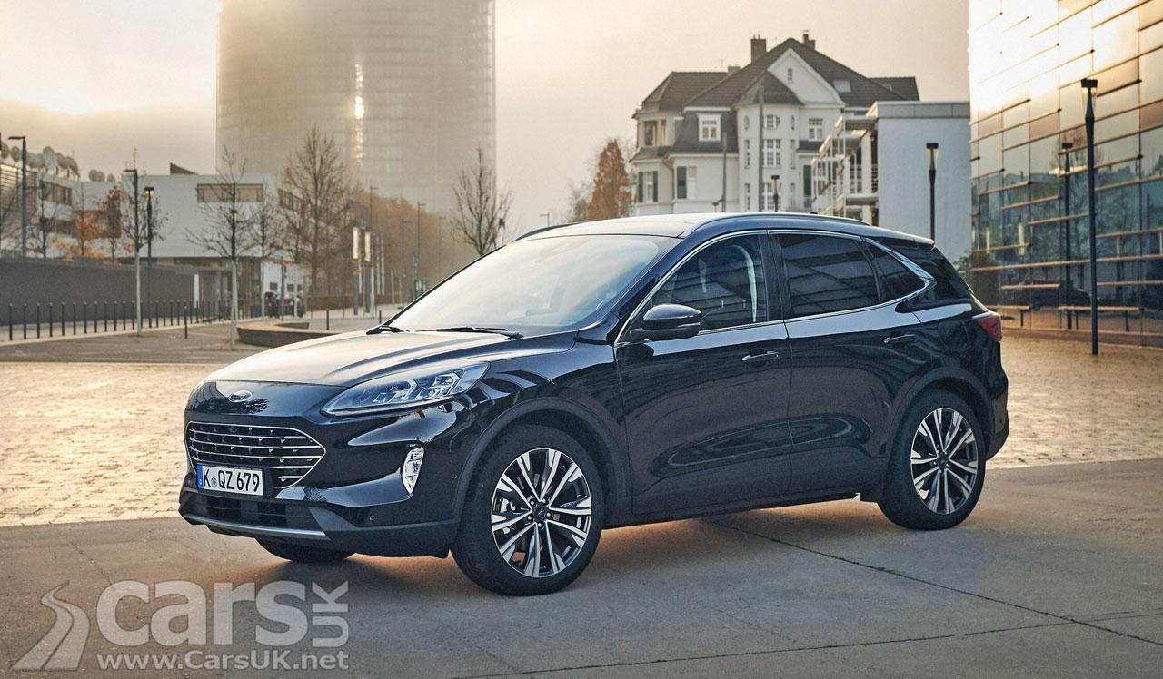 Photo Ford Kuga Hybrid