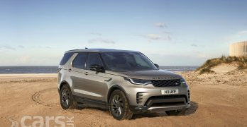 Photo Land Rover Discovery update