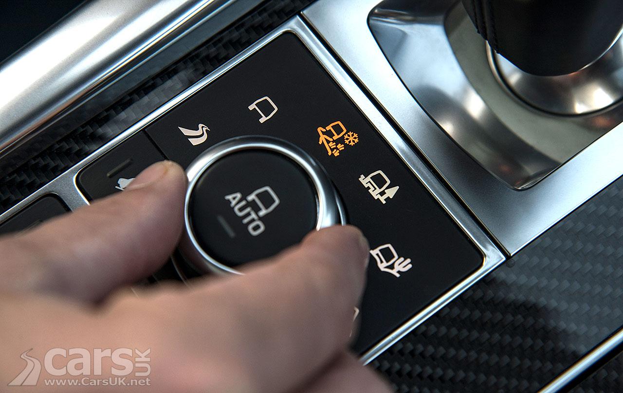 Photo Jaguar Land Rover Terrain Response