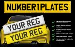 Number1Plates | UK's Most Trusted Number Plate Maker