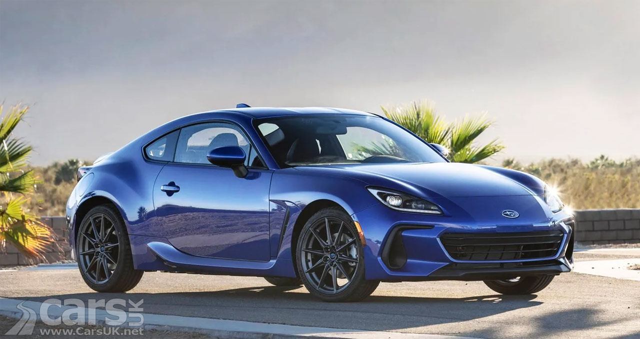 Photo New Subaru BRZ