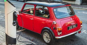 Photo Swindon E classic Mini EV Conversion