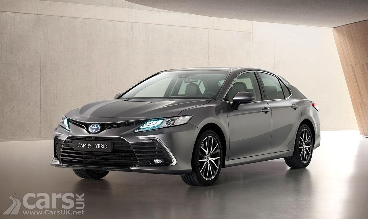 Photo 2021 Toyota Camry