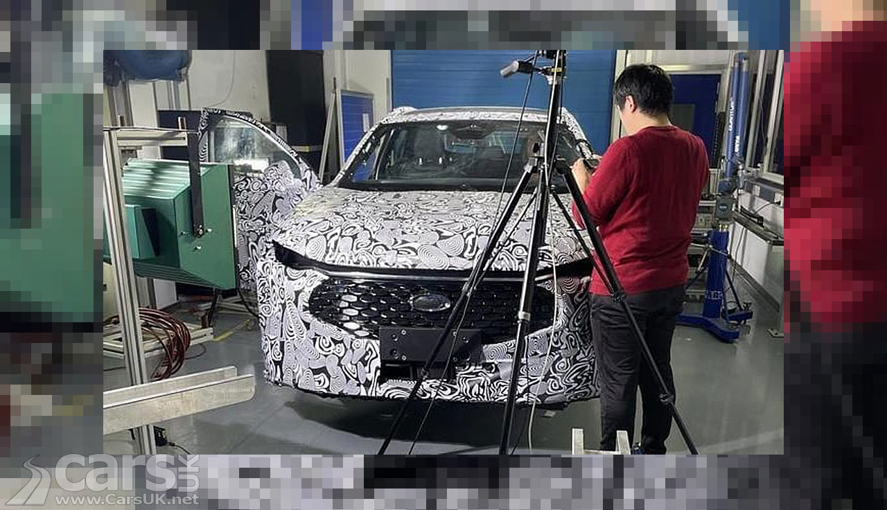 Photo New Ford Mondeo Active Spy
