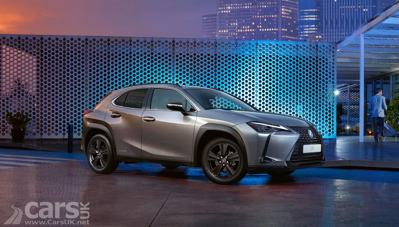 Photo Lexus UX 250h Premium Sport Edition