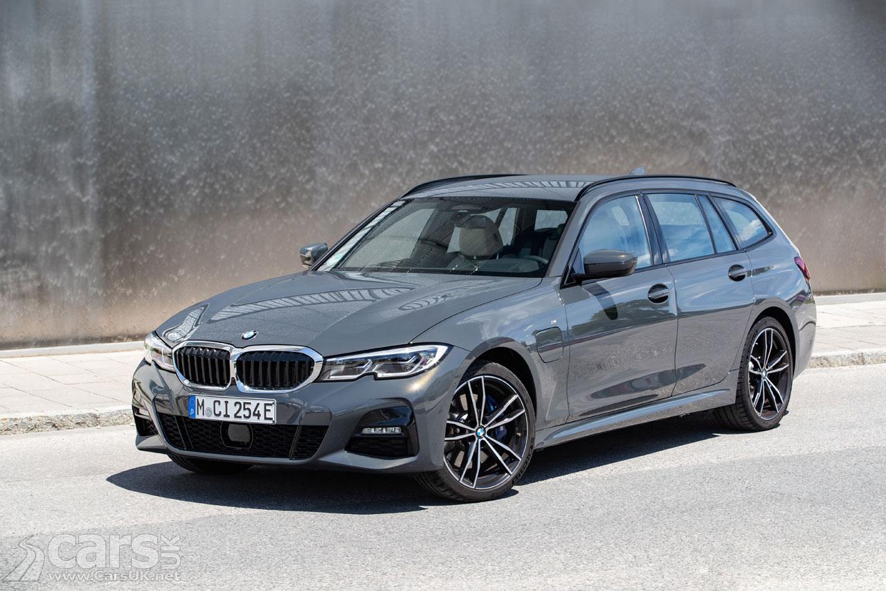 Photo BMW 320e Touring PHEV