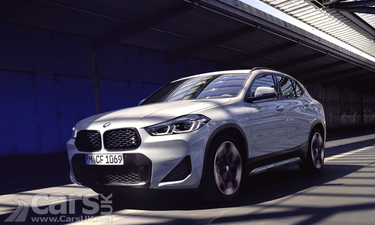 Photo BMW X2 M Mesh Edition