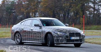 Photo New Electric BMW i4