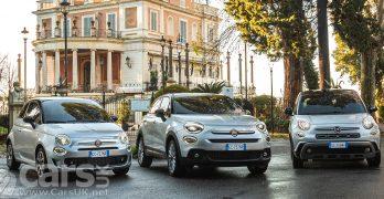 Photo 2021 Fiat 500 Range