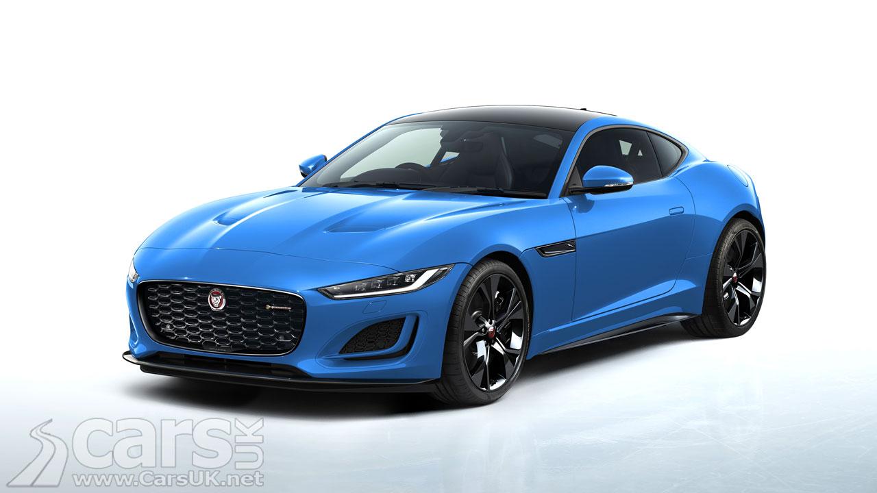 Photo Jaguar F-TYPE Reims Edition