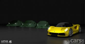 Photo New Lotus Sports Car (Type 131) confirmed
