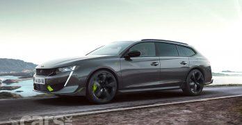 Photo Peugeot 508 Sport Engineered