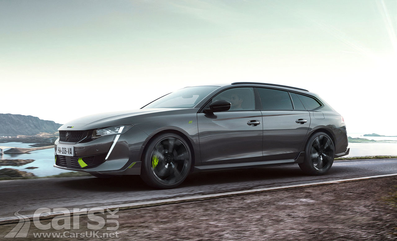 Photo Peugeot 508 Sport Engineered