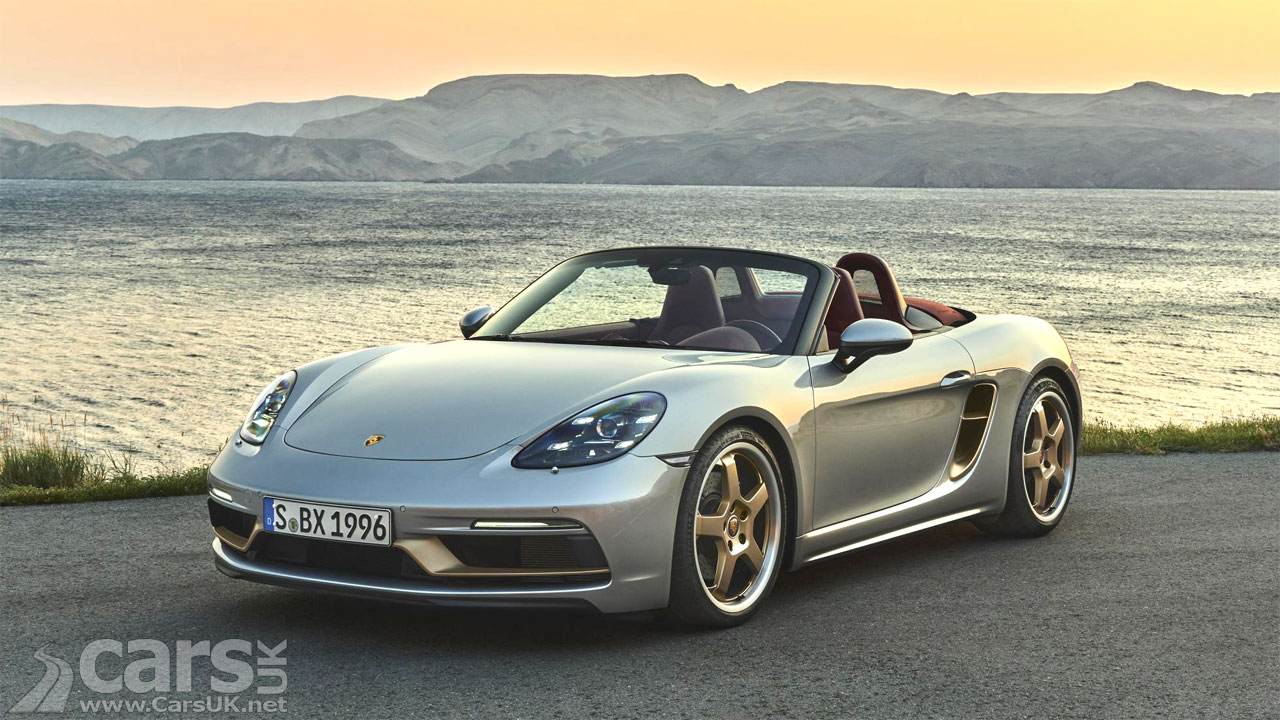 Photo Porsche Boxster 25 Limited Edition