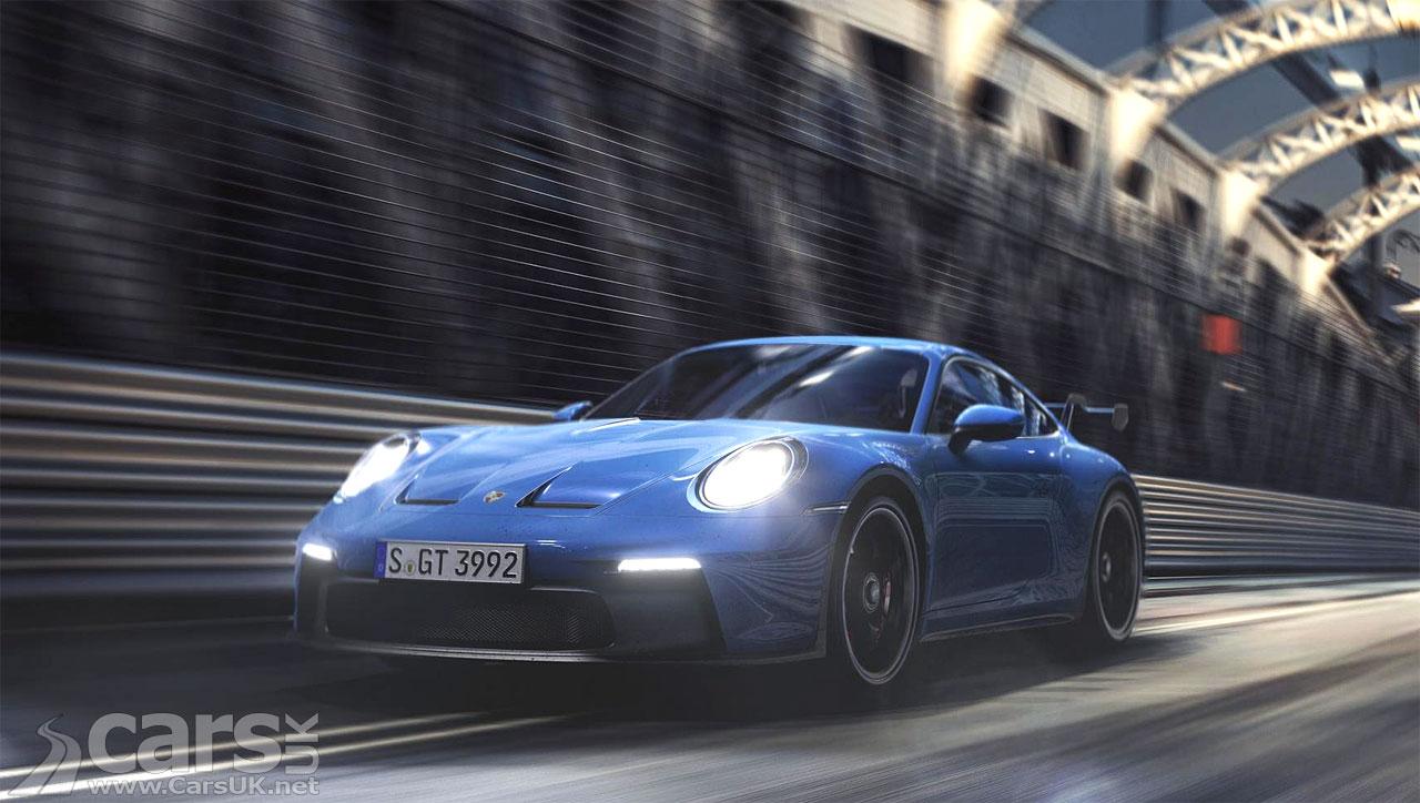 Photo 992 Porsche 911 GT3