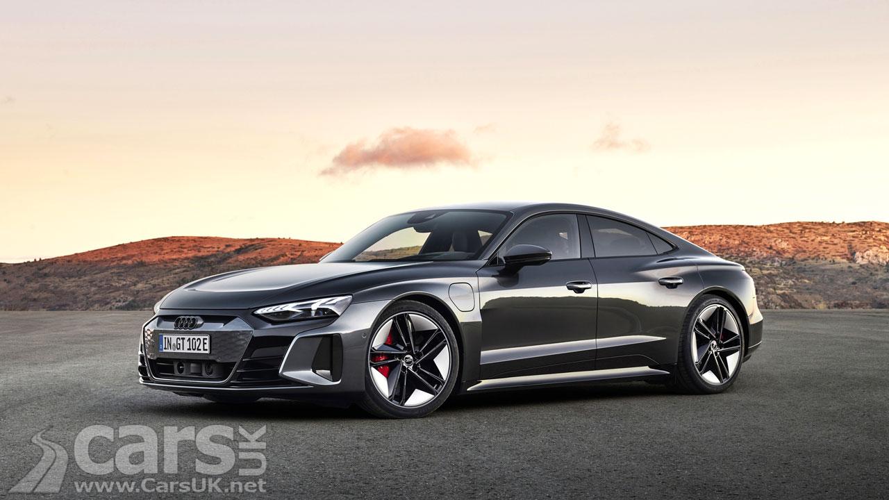 Photo Audi e-tron GT quattro
