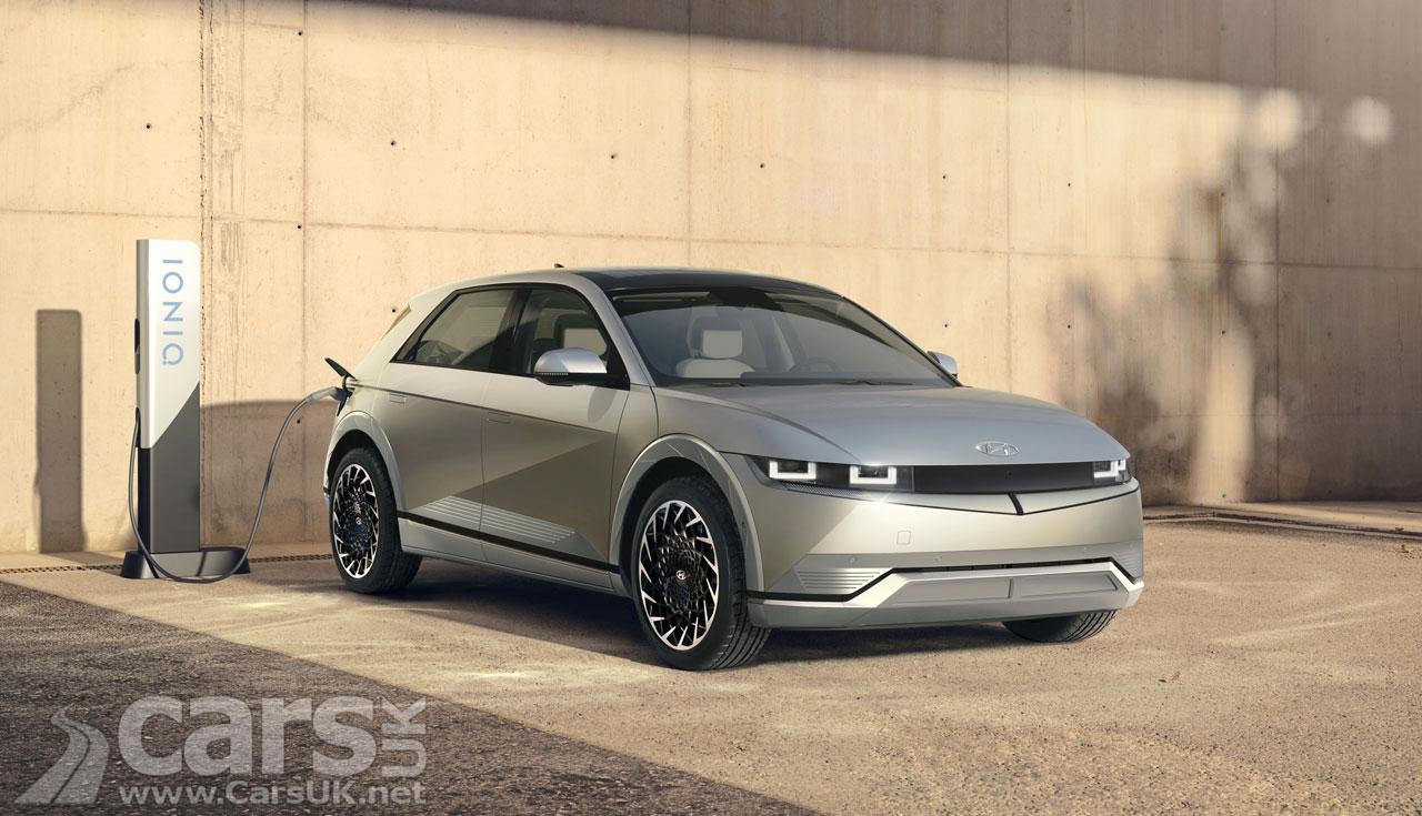 Photo Electric Hyundai Ioniq 5
