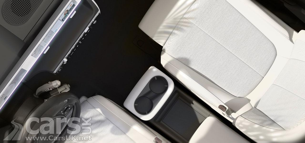 Photo Hyundai's Ioniq 5 Interior Tease