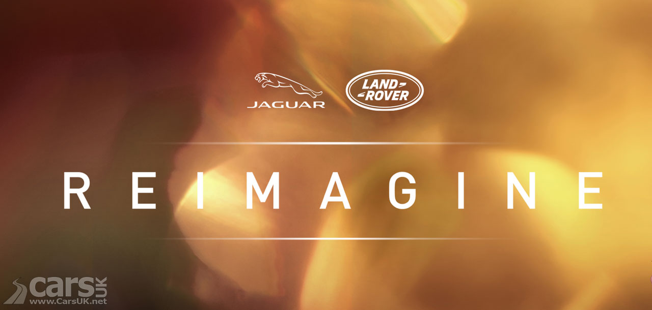 Photo Jaguar Land Rover reveal electric Reimagine plan
