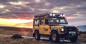 Photo Land Rover Defender V8 Trophy