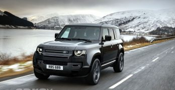 Photo Land Rover Defender V8