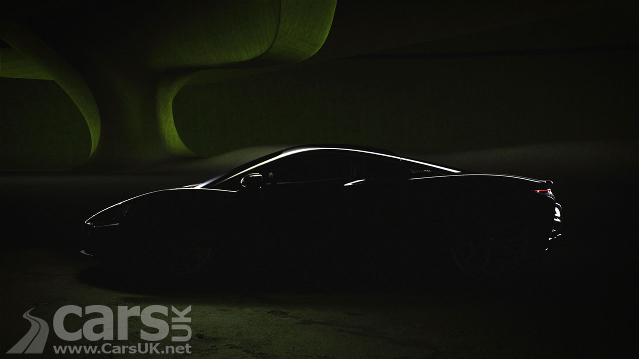 Photo New McLaren Artura hybrid supercar tease