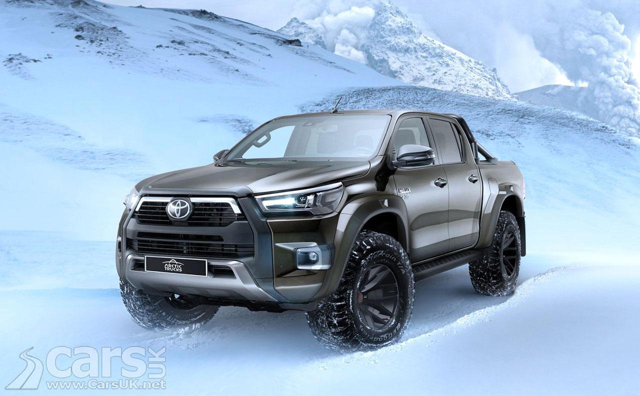 Photo Toyota Hilux AT35
