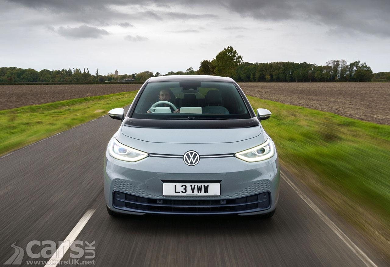 Photo Volkswagen ID.3 Pro