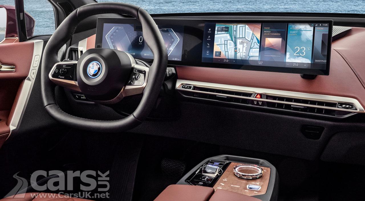 Photo New BMW iDrive