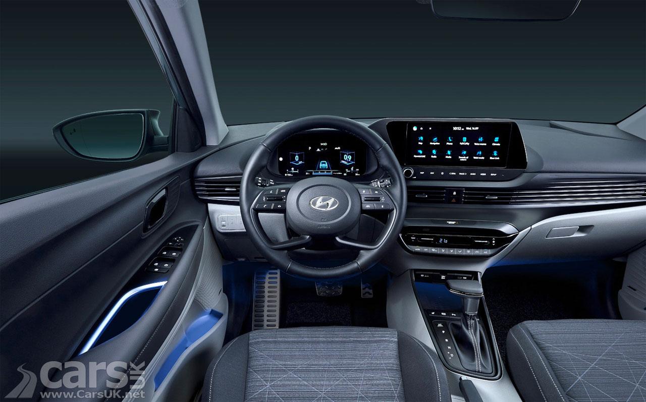 Photo Hyundai Bayon Interior