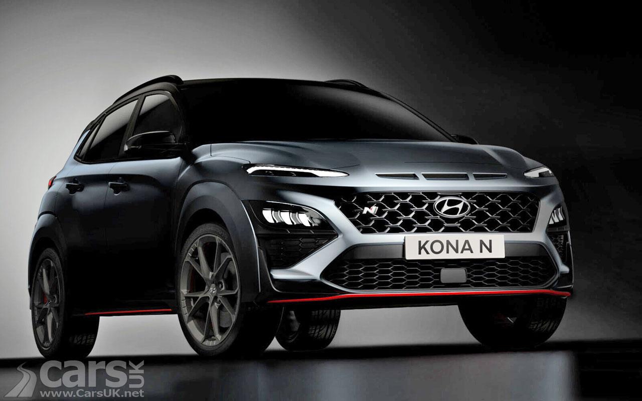 Photo New Hyundai Kona N