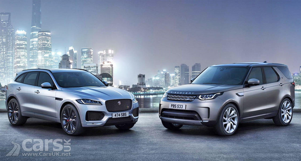 Photo Jaguar and Land Rover
