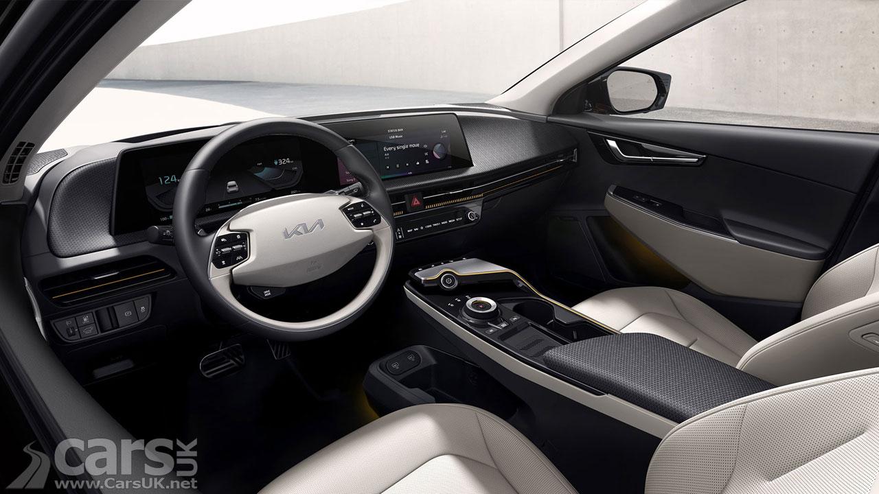Photo Kia EV6 Interior